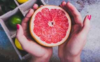 Грейпфрут для похудения: свойства и отзывы похудевших