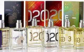 Духи Молекула с описанием ароматов