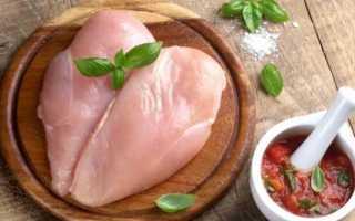 Куриная грудка: калорийность отварной, копченой, жареной и запеченой