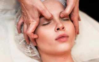 Лимфодренажный массаж лица: показания и противопоказания