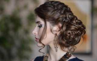 Лучшие прически на выпускной на длинные волосы с пошаговыми фото