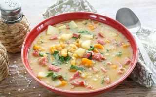 Калорийность и польза горохового супа