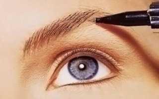 Татуаж бровей волосковым методом с отзывами и фото до и после