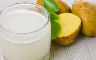 Картофельный сок: польза и вред для организма