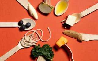 Раздельное питание для похудения: принципы и меню