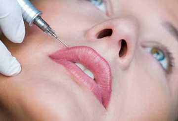 Как делают перманентный макияж губ — отзывы, показания и противопоказания
