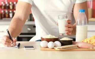 БЖУ для похудения: суточная норма, оптимальное соотношение