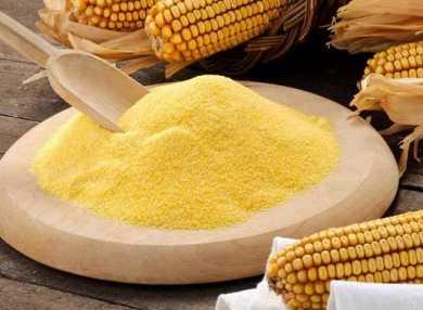 Кукурузная мука: польза и вред для организма