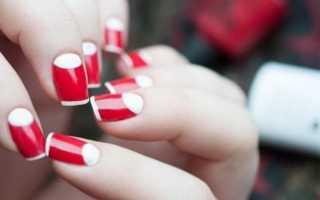 Дизайн-решения для красных ногтей с фото и видео