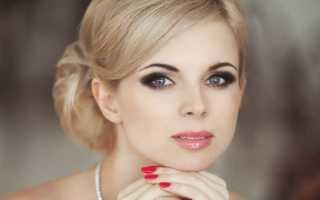 Как правильно сделать вечерний макияж – пошаговые фото и видео