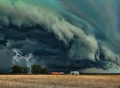 Ураган во сне: что он предвещает