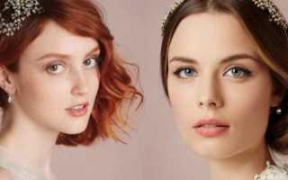 Как правильно сделать нежный макияж – пошаговые фото и видео