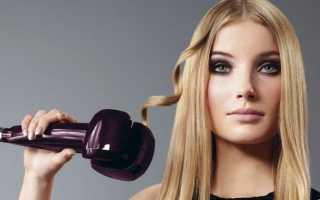 Плойка для завивки волос BaByliss