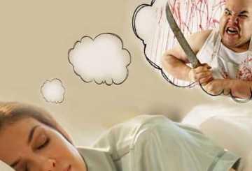 К чему снится маньяк: трактуем значение сна