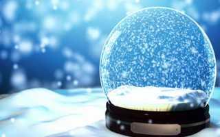 К чему снится снег: сонник
