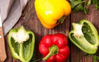 Болгарский перец: польза и вред для здоровья