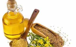 Масло горчичное: польза и вред для организма, как принимать