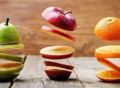 Сводная таблица фруктов: калорийность, витамины, пищевая ценность