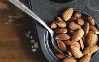 Орехи миндаль: польза и вред для здоровья