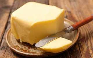 Сливочное масло: свойства, польза и вред для организма