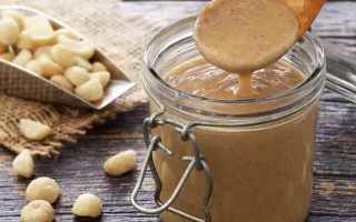 Арахисовая паста: свойства, польза и вред