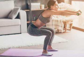 Приседания для похудения: как правильно делать