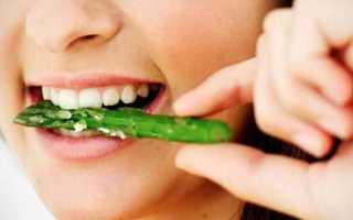 Спаржа: польза и вред для здоровья