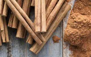 Корица для похудения: рецепты, отзывы