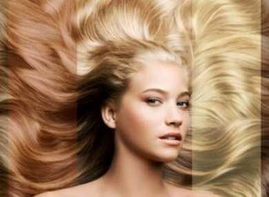 Тонирование волос в домашних условиях с фото и видео