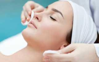 Как делают чистку лица у косметолога – отзывы, показания и противопоказания