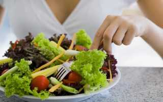 Лечебная диета при язве желудка