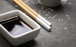 Соевый соус: польза и вред для здоровья