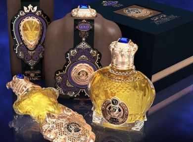 Основные ароматы женских духов Шейх и их описание с отзывами