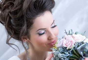 Как правильно сделать свадебный макияж — пошаговые фото и видео