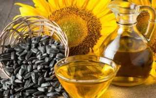 Подсолнечное масло: свойства, польза и вред для организма