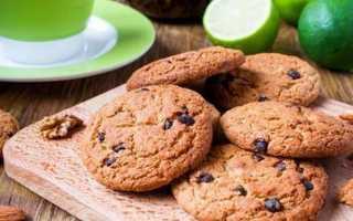 Все о калорийности овсяного печенья