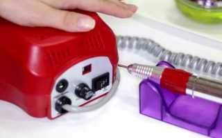 Как выбрать аппарат для маникюра – советы и отзывы потребителей