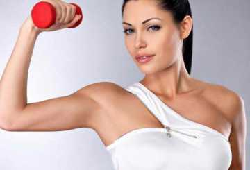 Самые эффективные упражнения для рук чтобы не висела кожа