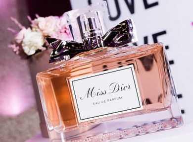 Основные ароматы женских духов Мисс Диор и их описание с отзывами