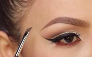 Как правильно пользоваться тенями для бровей – пошаговая инструкция