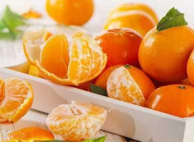 Все о калорийности мандаринов