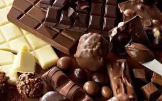 Какая калорийность шоколада и как его употреблять