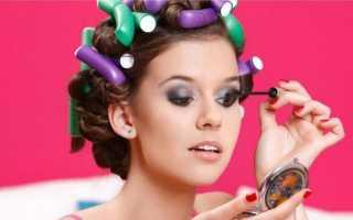 Как правильно накрутить волосы на бигуди-бумеранги
