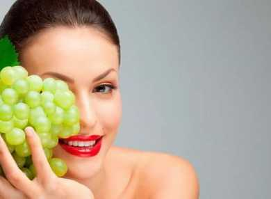 Все о калорийности винограда