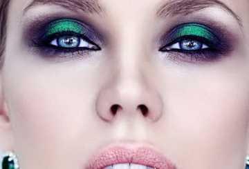Как правильно сделать макияж для голубых глаз – пошаговые фото и видео