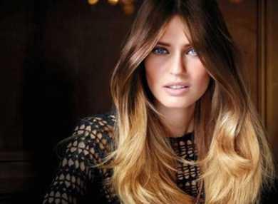 Красивое и модное окрашивание волос с фото и видео