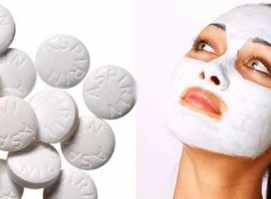 Аспириновая маска для лица – рецепты, отзывы и фото