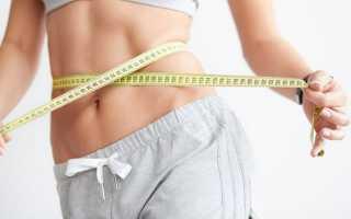 Как похудеть без диеты и убрать живот в домашних условиях