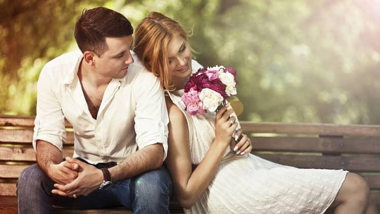 Мужчина-Близнецы и женщина-Лев показывают хорошую совместимость в браке.