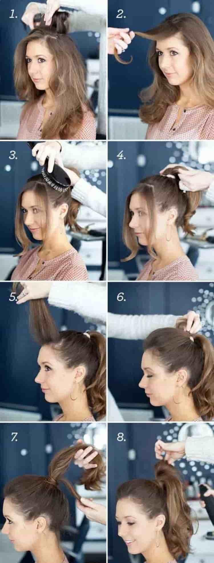Прически с локонами на короткие волосы делаются легко
